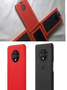 Case Bumper-Cover Sandstone-Case Oneplus 7t Official Original Nylon Karbon