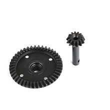 High Quality Bevel Gear Kit for Front Differential for ROVAN LT Losi 5ive-T Vehicles & Remote Control Toys Accessories 1 5 rc car metal middle complete diff gear set metal middle differential assembly fit rovan lt losi 5ive t toy parts