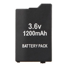 1200mAh 3.6V Power Bateria Battery Pack for Sony PSP 2000 PSP 3000 PlayStation Portable Rechargeable Batteries