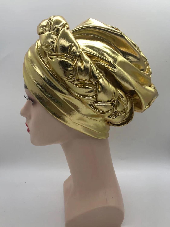Nigerian Wedding Gele women  head wraps 3