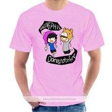 Toppro – T-Shirt à manches courtes pour homme, avec nom de couleur Dan et Phil, @ 047323
