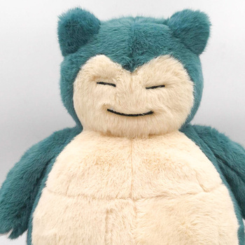 Takara Tomy Japan Anime Detective Pikachu Pokemon Stuffed Snorlax 30CM Plush Soft Toy Christmas Gifts for Kids