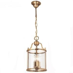 Image 5 - Американский подвесной светильник, лестница, европейский стиль, коридор, домашний сад, бронза, карнавал, подвесной светильник, птичья клетка, вилла, клуб, лампа LO7309