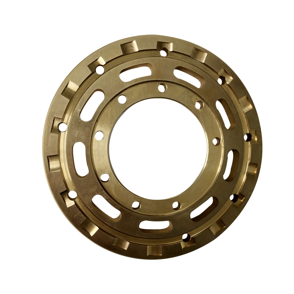 Bearing Plate PV20 PV22 PV21 PV23 Pump Parts For Repair SAUER Hydraulic Piston Pump Copper Or Alloy Material