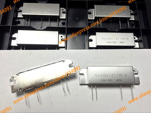 Image 3 - 무료 배송 RA60H1317M1A 201 RA60H1317M1A RA60H1317M 1A 60W 135 175MHZ 모듈