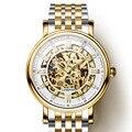 Schweiz Uhr Männer LOBINNI MIYOTA Automatische Mechanische Uhren Luxus Stahl Saphir Skelett Uhr relogio masculin 9010M-1