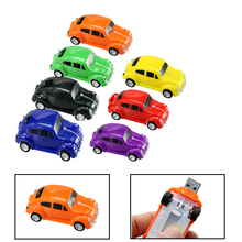 Creative Beetle Pen Drive 4GB 8GB 16GB USB Flash 32GB USB Mini Cooper Mini Car USB Flash Drive 64GB Car Memory U Stick PenDrive f1 racer car shaped usb 2 0 flash jump drive red 4gb