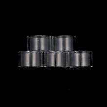 5 sztuk YUHETEC szklany zbiornik fatboy szklana rurka dla iJOY nieograniczona 25mm RDTA klasyczna edycja tanie tanio CN (pochodzenie) Szkło iJOY Limitless 25mm RDTA Classic Edition
