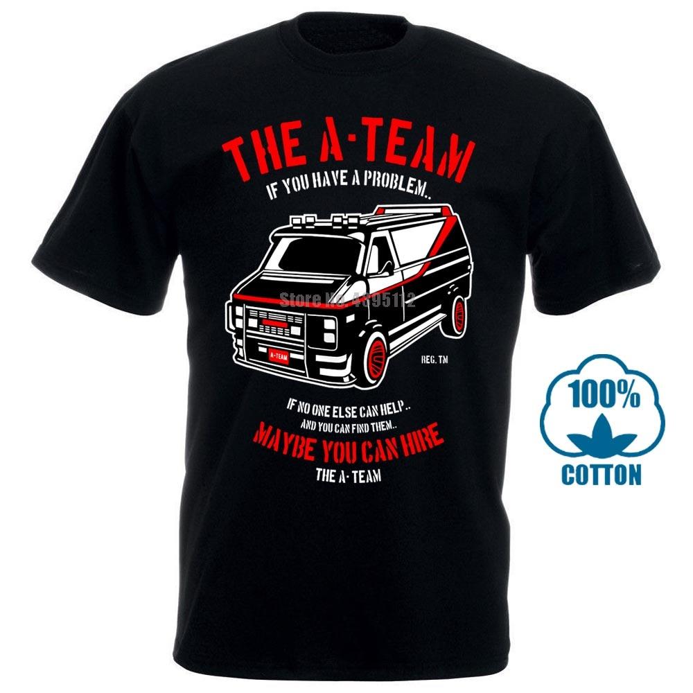 UMA Equipe Camiseta Divertido Filme Auto Carro