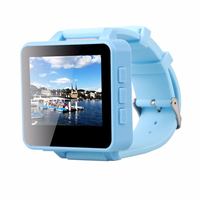 Portable Wearable Watch 5.8GHz 48CH RC Drone DVR Monitor Receiver Accessories LCD Display Clear Image Transmitter Mount Wireless