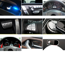 Lsrtw2017 Abs Car Central Control Accessories for Mercedes Benz GLE GLS ML GL