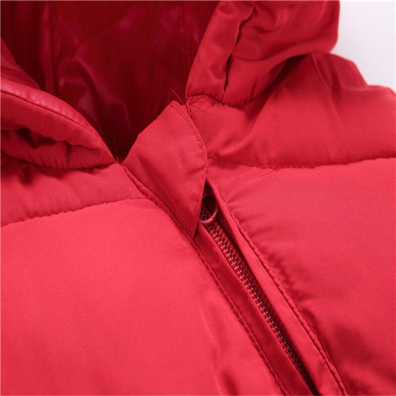 Baby jumpsuit down jacket Newborn Baby Boy Girl Cartoon Winter Warm Thick Jumpsuit Hooded Coat Outwear #4AA22 (15)