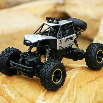 1:16 4WD RC Car Update Version 2.4GHz Dirt Bike Remote Control Car Toys High Speed Truck Off-Road Truck Children's Toys Gifts#g4 2