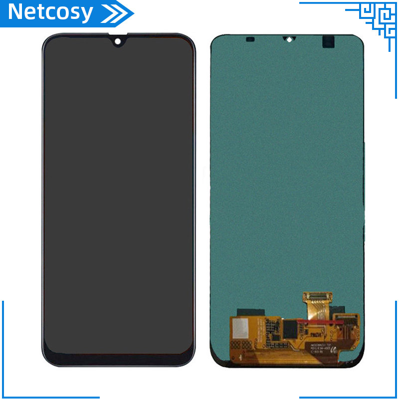 <font><b>LCD</b></font> Screen Assembly For <font><b>Samsung</b></font> <font><b>Galaxy</b></font> <font><b>A30</b></font> <font><b>LCD</b></font> Touch Digitizer Screen Assembly Repair Part For <font><b>Samsung</b></font> <font><b>Galaxy</b></font> <font><b>A30</b></font> Replacement image