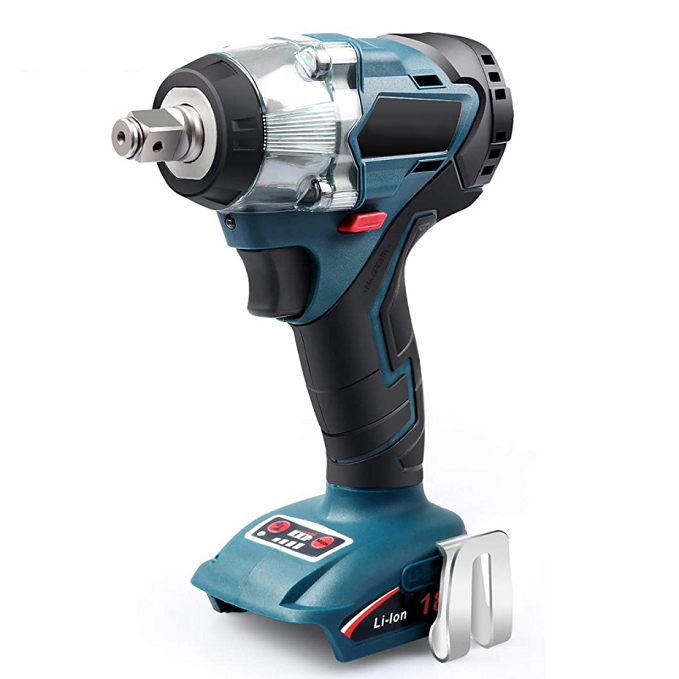H15ef418a899a42d490ec337c0df81055W - Abeden Brushless Electric Impact Wrench 18V 350 N.m Cordless Screwdriver Speed Rechargable Drill Driver LED Light for makita