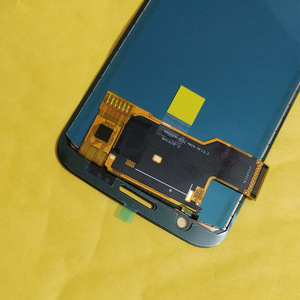Image 5 - Samsung Galaxy S7 G930 G930F TFT LCD ekran dokunmatik ekran Digitizer meclisi TFT LCD ayarlanabilir parlaklık yedek parça