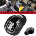 Рукоятка для рычага переключения передач MT из искусственной кожи  6 скоростей  ручка переключения передач для Kia K2 K3 K4 Sportage для Hyundai IX25 Creta
