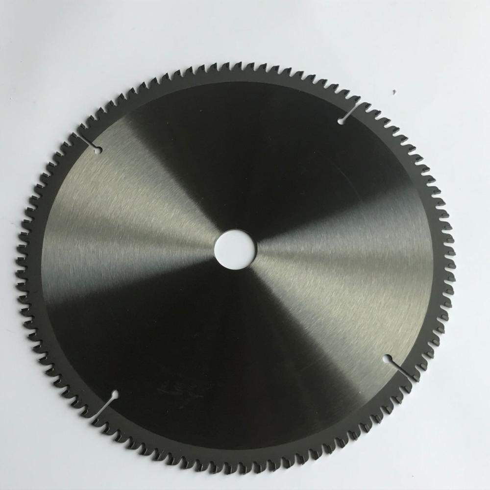 Free Shipping Professional Quality 300*30/25.4*3.0*100/120Z TCG Teeth TCT Saw Blade For NF Metal Aluminum Copper Cutting Blade