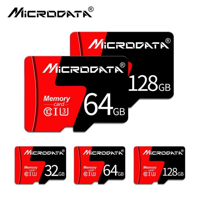 De calidad superior De los microdatos tarjeta De memoria micro sd 256 128 64 32 16 gb SDXC SDHC Micro tarjeta sd; De Memoia para Smartphone/Tablet/PC