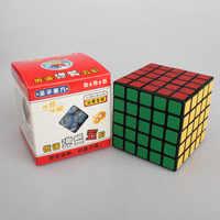 Cube magique professionnel 5x5x5 Anti Stress vitesse Puzzle Cube givré autocollants cadeaux jouets pour enfants enfants