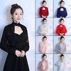 9 Colors Lace Bridal...