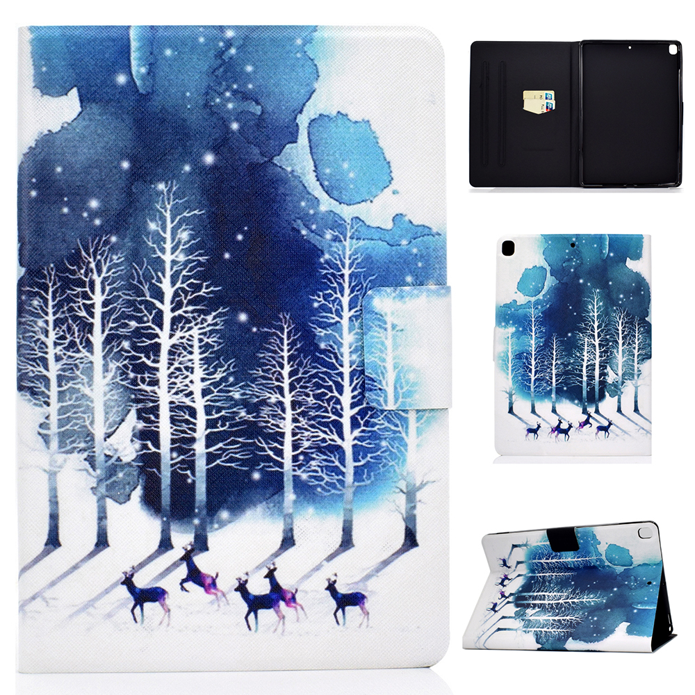 Fashion iPad For Case 2019 A2232 10.2 10.2 A2198 Stand A2200 Funda Tablet Flip inch Case