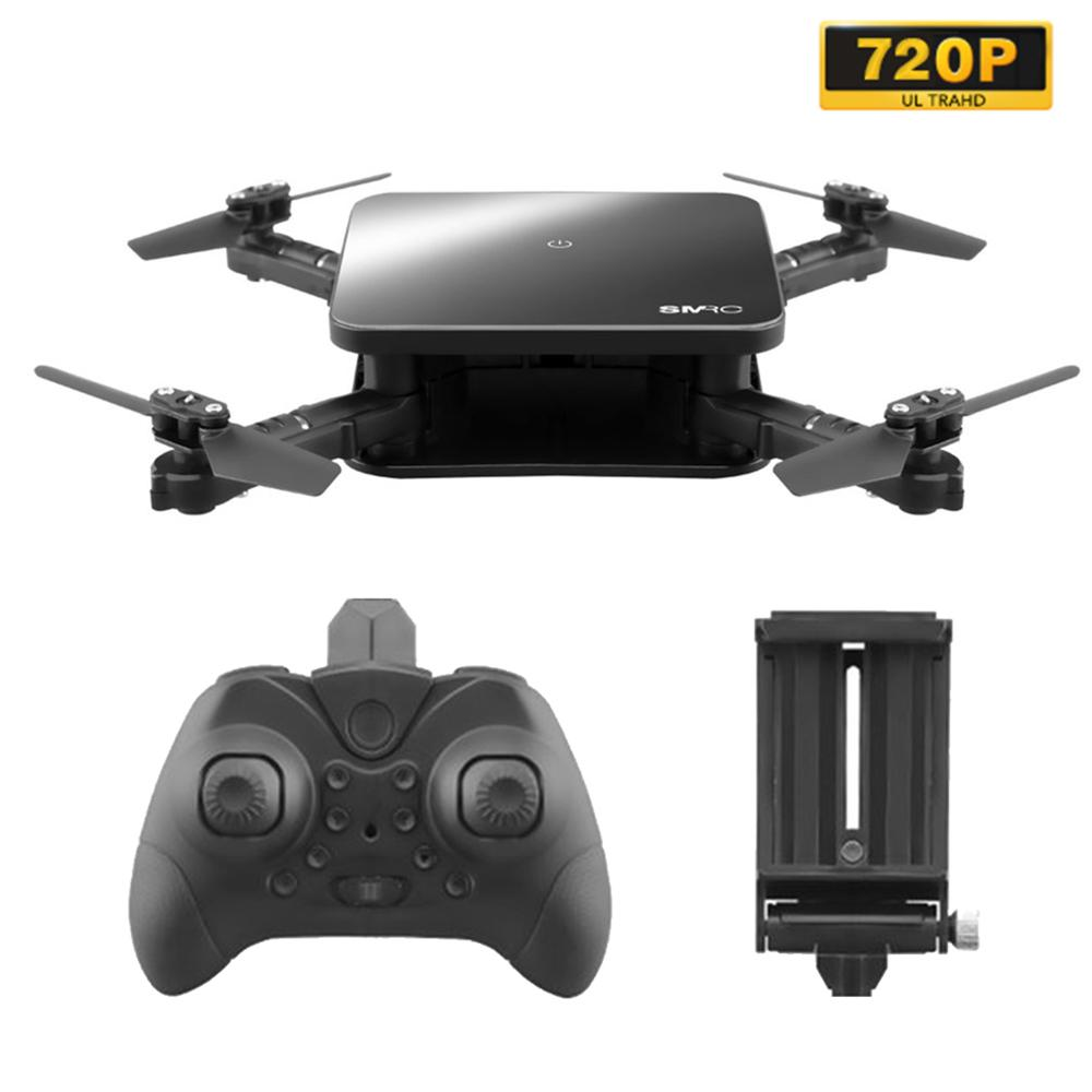 SMRC S1 RC Foldable Quadcopter Mini Wi-Fi RC Drone with 0.3MP/720P Camera Altitude Hold Headless Mode Gravity Sensor APP Control