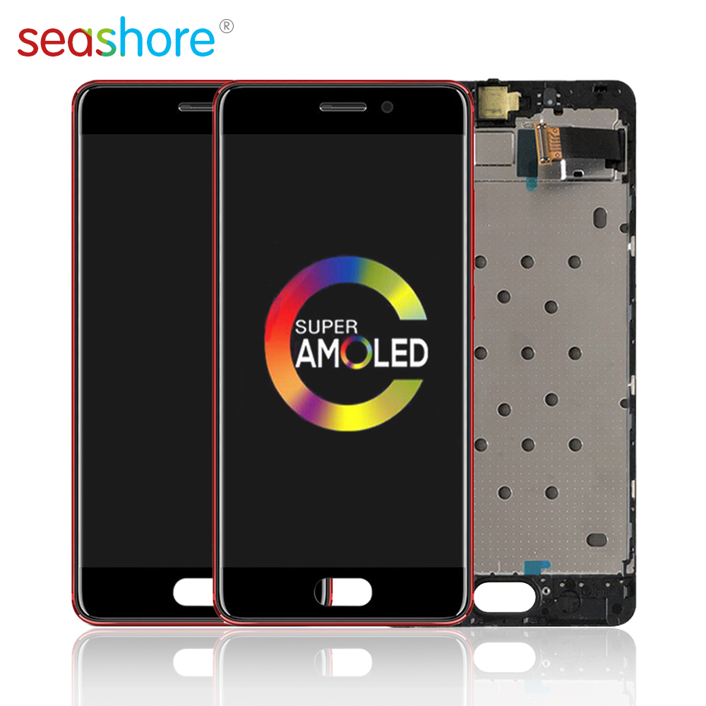 """5.2""""ORIGINAL For MEIZU Pro 7 LCD Touch Screen Digitizer Assembly For Meizu Pro7 Display With Frame Replacement M792Q M792H M792M"""