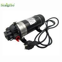 Singflo 5.5L/min 100psi electric water pump motor price/high pressure water pump/ water pump supply