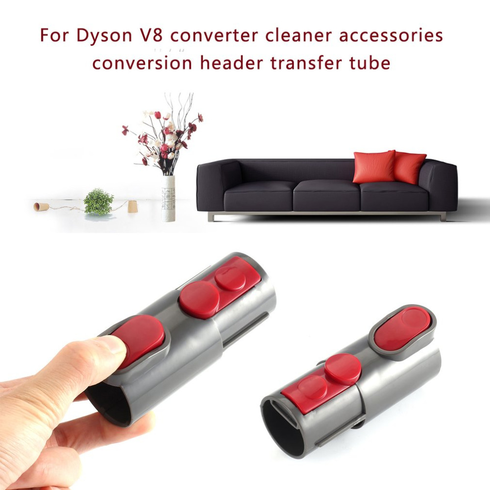 For <font><b>Dyson</b></font> <font><b>V8</b></font> converter cleaner accessories conversion header transfer <font><b>tube</b></font> image