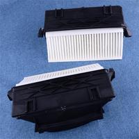 Beler 2 pces acessórios interior do filtro de ar do carro auto apto para MERCEDES-BENZ gl350 ml350 s350 6420942304 6420942404 2012-2014 2015