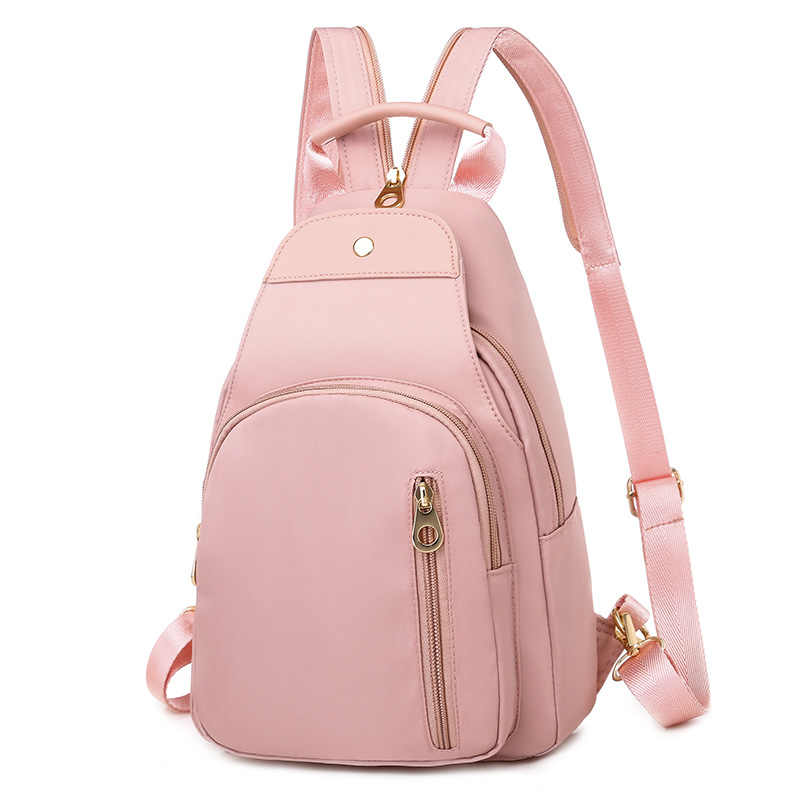 Moda damska mały plecak kobiety Oxford wodoodporny Mini plecak kobiety plecak małe plecaki dla dziewcząt nastolatków