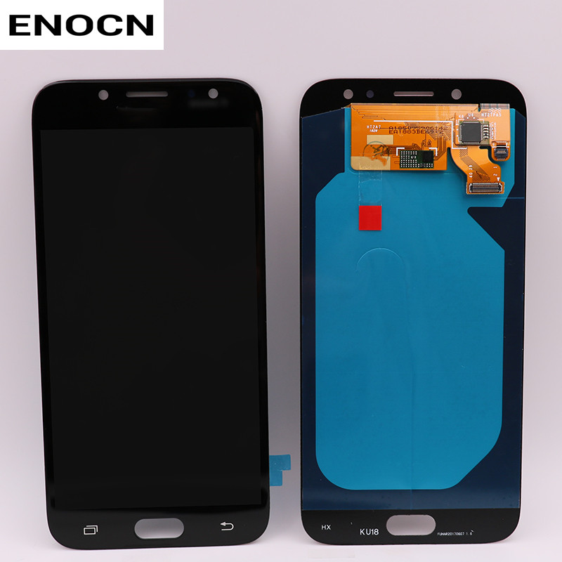 Original AMOLED Display For SAMSUNG Galaxy <font><b>J7</b></font> <font><b>Pro</b></font> <font><b>LCD</b></font> Display Touch <font><b>Screen</b></font> J730 J730F for SAMSUNG <font><b>J7</b></font> <font><b>Pro</b></font> <font><b>LCD</b></font> <font><b>Screen</b></font> <font><b>Replacement</b></font> image