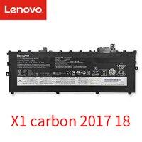 Original Laptop battery For Lenovo ThinkPad X1 Carbon Gen 5 SB10K97588 01AV431 01AV430 SB10K97587 Tablet SB10K97588 5th 6th