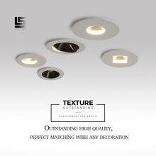 Светодиодный прожектор 5 Вт 7 Вт COB высококлассный гостиничный инженерный светильник встроенное светодиодное коммерческое освещение супер светодиодный настенный светильник