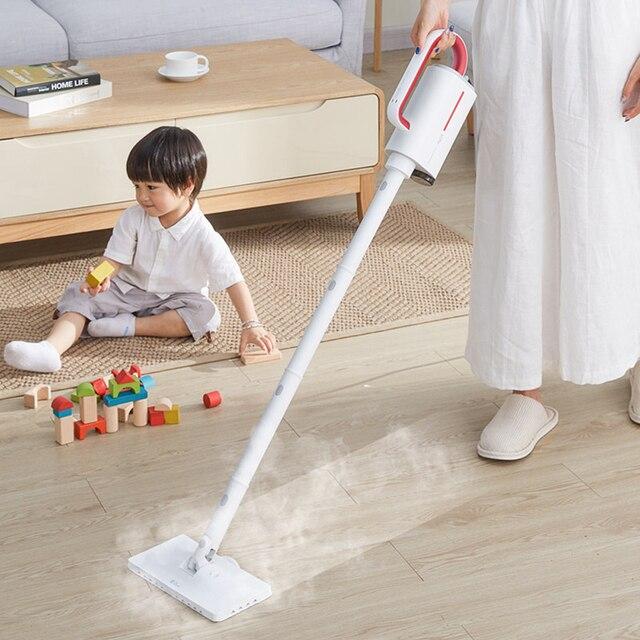 Xiaomi Deerma DEM - ZQ610 Handheld Steam Cleaner Steam Mop Cleaner Multifunctional Sterilization Anti-Dry Detachable Water Tank 1