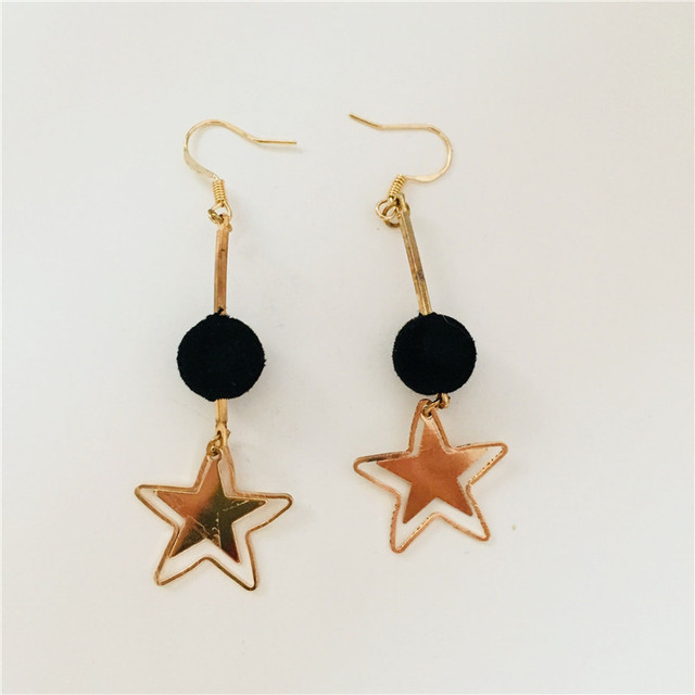New Fashion Jewelry Personality Temperament Crystal Tassel Bride Earrings Long Earrings For Women Statement Earrings