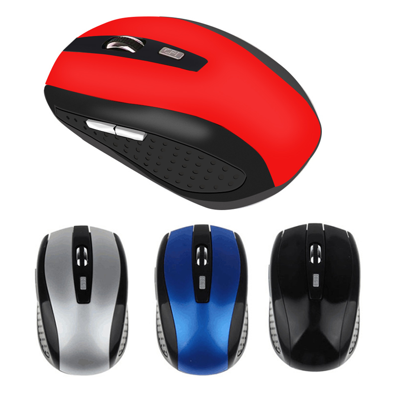 2.4G WiFi Wireless Mouse For Laptop Desktop Computer Office WiFi Mouse Game Mouse For HP Lenovo Dell Laptop NoteBook For MacBook