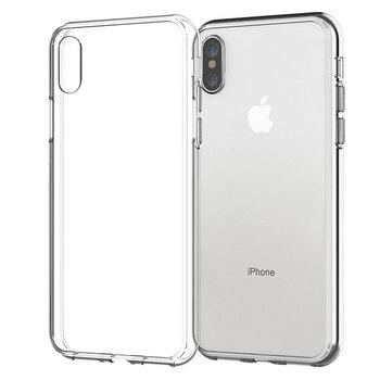 Wyczyść etui na telefon iPhone 7 etui na iPhone XR etui silikonowe miękka tylna obudowa na iPhone 11 Pro XS Max X 8 7 6 6s Plus 5 5S SE etui tanie i dobre opinie Zwykły Przezroczysty Aneks Skrzynki Slim Clear Soft TPU Cover Odporna na brud Anti-knock Apple iphone ów Iphone 5 Iphone 6