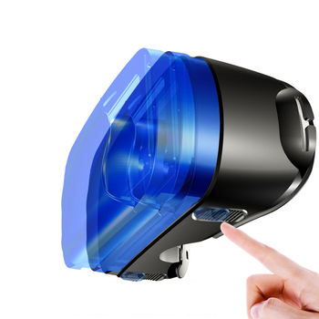 2020 New Style VR Glasses Mobile Phone Only 3D Virtual Reality Helmet Magic Mirror Blueray Smart Gift A Generation of Fat 5