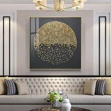 EECAMAIL Алмазная картина полный Алмазная вышитая абстрактная Геометрическая креативная гостиная домашнее украшение гостиницы