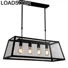 Decoracao Para Casa Deco Cuisine Lustre Loft Lampen Modern Lampara De Techo Colgante Moderna Suspension Luminaire Hanging Lamp