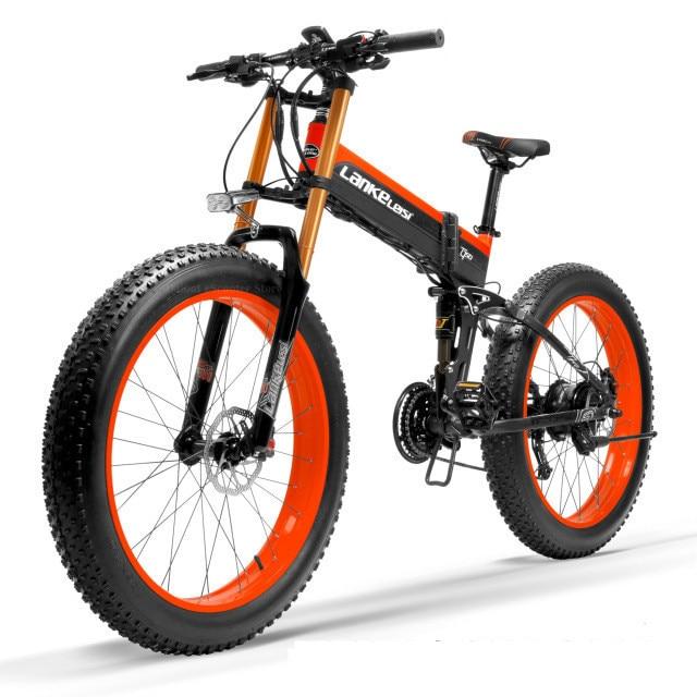 Elektrische Roller 1000W Zwei Räder Elektrische Fahrrad 500W 48V 10AH/14,5 AH Tragbare Falten Leistungsstarke Elektrische fahrrad Für Erwachsene
