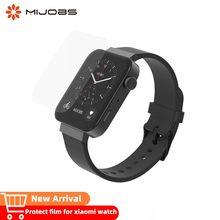 Защитная пленка для экрана xiaomi wtach band Мягкая пленка для xiao mi smart watch аксессуары для браслетов полноэкранная пленка