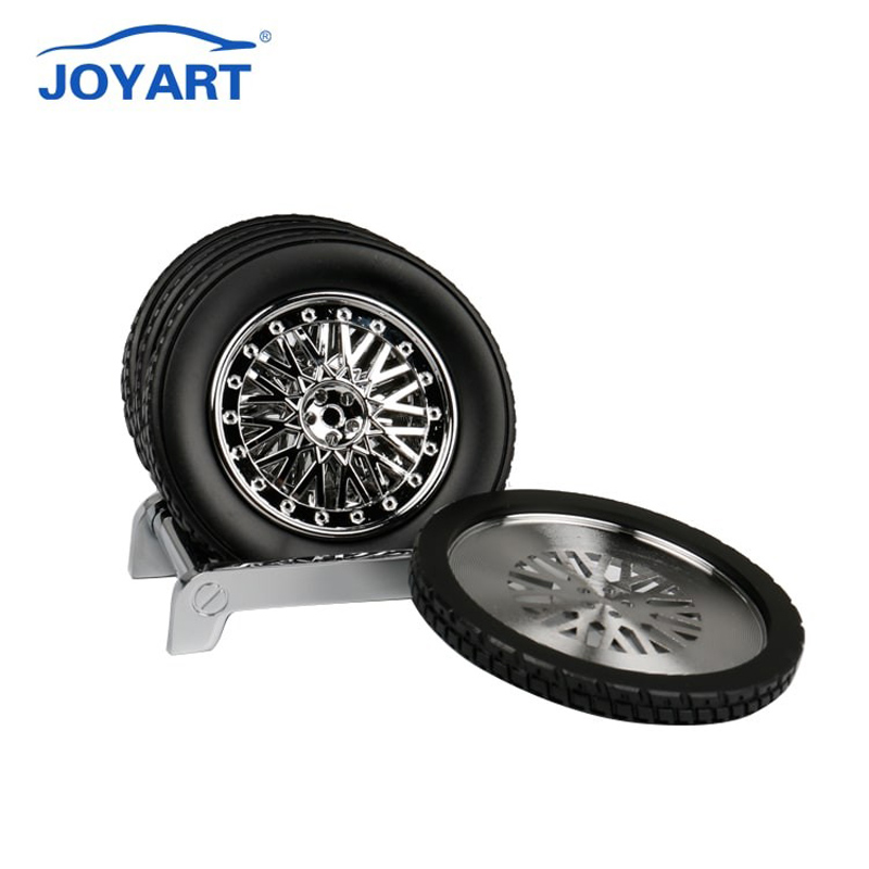 Wholesale Promotional Gift Tire Shape Cup Coaster