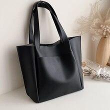 Женская сумка-тоут, большие кожаные сумки через плечо для женщин 2020, роскошные сумки, Дизайнерские Сумки Sac A Main, дамские ручные сумки через п...