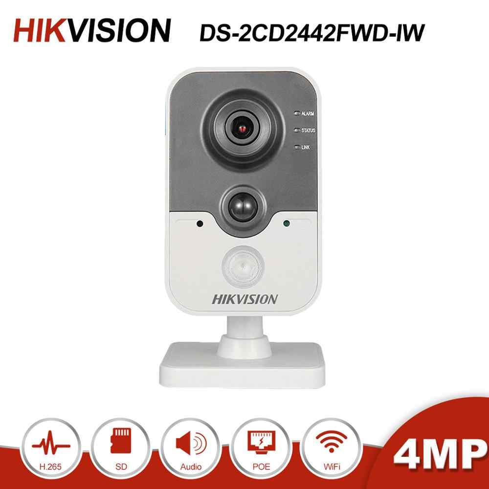 Hikvision Wireless IP Camera 1080P DS 2CD2442FWD IW 4MP