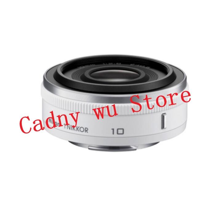 Objectif d'origine pour Nikon 1 pour NIKKOR 10mm F/2.8 unité d'objectif appliquer à J1 J2 J3 J4 J5 V1 V2 V3 (seconde main)