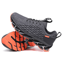 Big Size 45 46 Blade Bounce Men Sneakers Autumn Outdoors Breathable Sports Runni