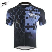 SOTF Black Printing Short Sleeve Unisex Cycling Jersey Retro Motocross Jersey Men Cycling Road Bike Shirt Mountain Bike Clothing free shipping spartacus men top sleeve cycling jersey polyester bike clothes black breathable cycling clothing size s to 6xl